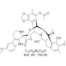 Lurbinectedin, CAS 497871-47-3