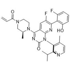 Sotorasib (AMG510), CAS 2252403-56-6