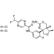 Elenbecestat(E2609), CAS 1388651-30-6