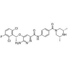 Ensartinib, 1370651-20-9